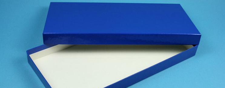 Karton kutu 13,6x26,8x2,5 cm