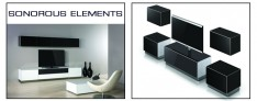 Designer Lowboards modular