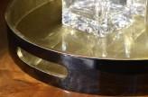 Tablett Groß Giulia  Gold